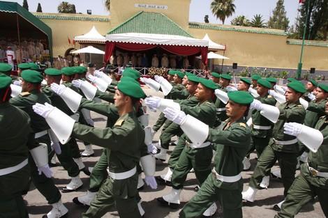 القوات المسلحة الملكية: مباراة ولوج الثانوية التأهيلية بالأكاديمية الملكية العسكرية مكناس. آخر أجل هو 4 ماي 2018 Meknes10