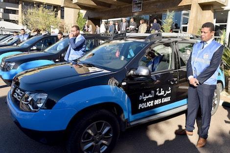 التعريف بشرطة المياه المغربية Police15