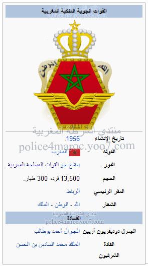 القوات الملكية الجوية  Forces aériennes royales Tyi110