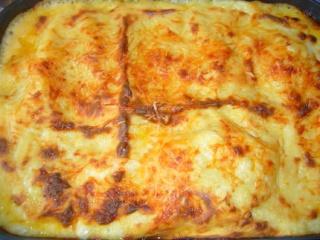 Lasagnes au poulet 43010