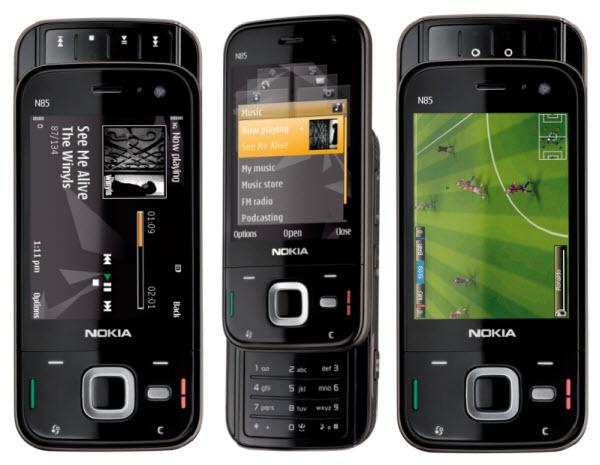 Nokia N85 Nokia-12