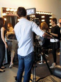 Coulisses du Shoot de Mark (18 juin 2010) 1112