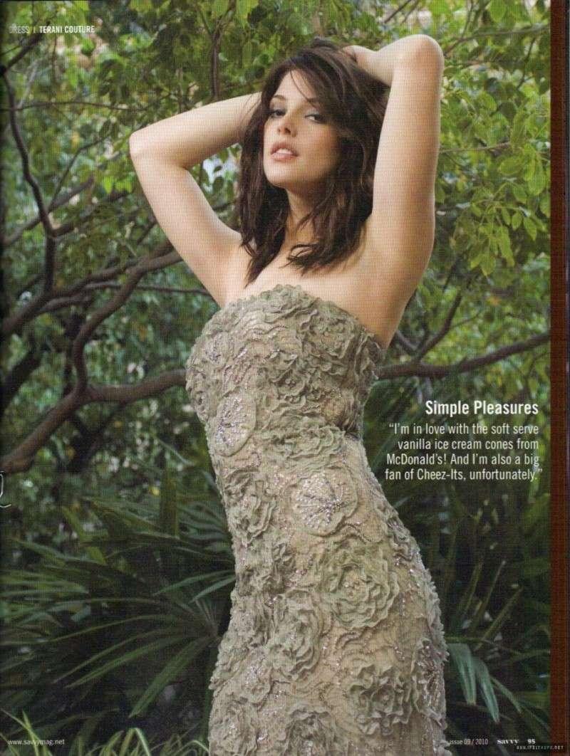 Savvy Magazine [Février 2010] [Trad] Savvy013