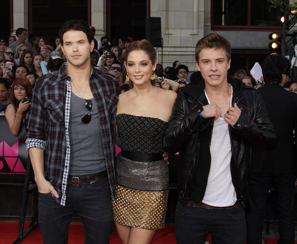 MuchMusic Video Awards (20 Juin 2010) Twilig13