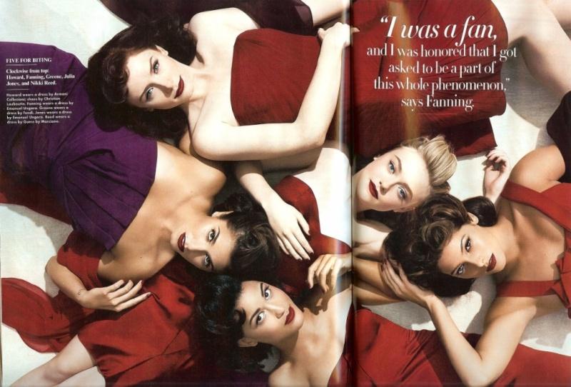 Vanity Fair (Août 2010) Vf110