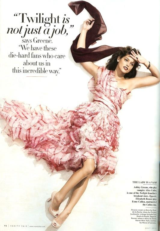 Vanity Fair (Août 2010) Vf310
