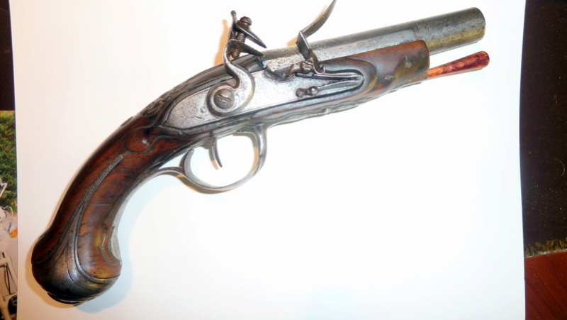 Pistolet type 1733 P1050564