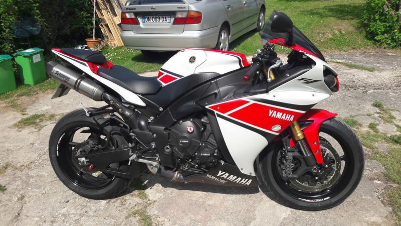Forum sur le CP3 de Yamaha : MT-09, Tracer 900, XSR 900 et Niken. - Portail 20180512