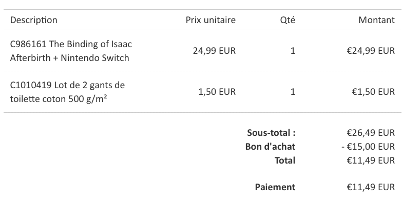 Binding of isaac à 12€ sur switch - Page 2 Captur17