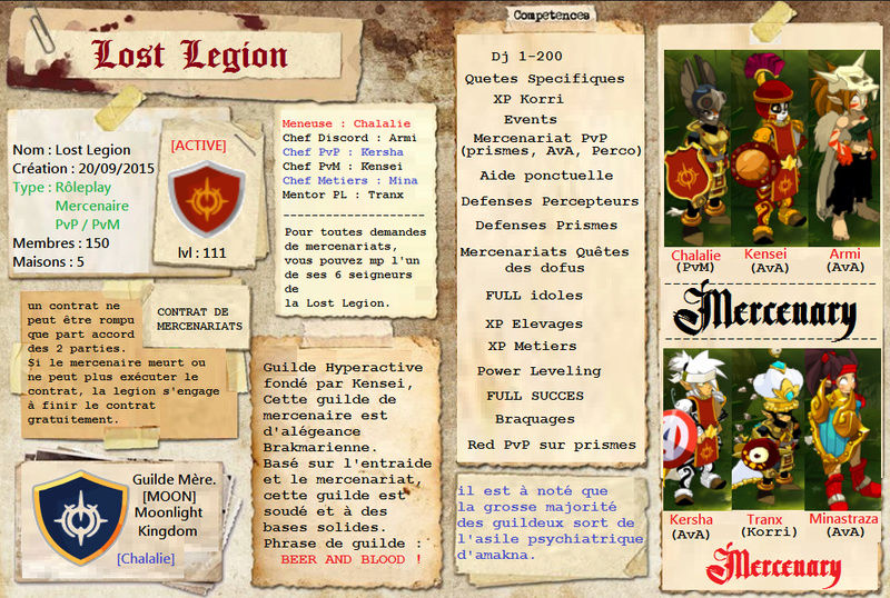 Présentation de la legion Lost_l11