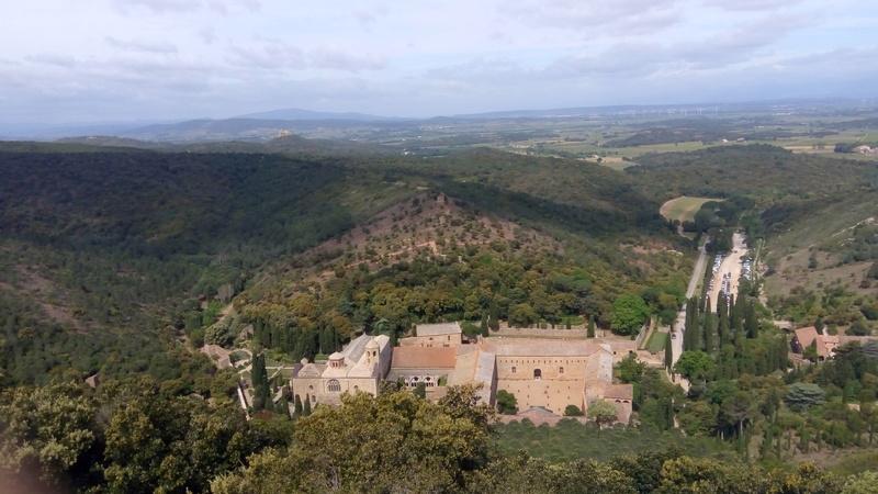 Périple en Pays Cathare via Limoges Img_2165