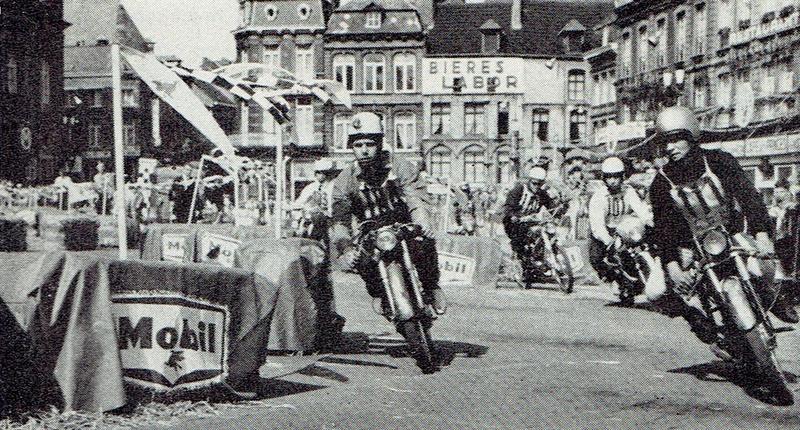 Flandria dans la course 1-slal10