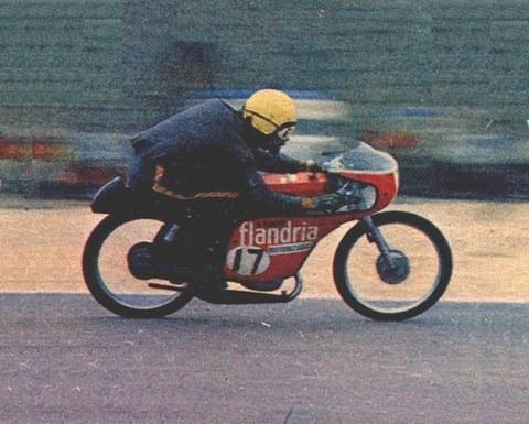 Flandria dans la course 25021310