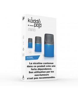 "Test du Koddo Pod Nano: les minis ""tout-en-un"" mettent leur grain de sel ! Koddo410"