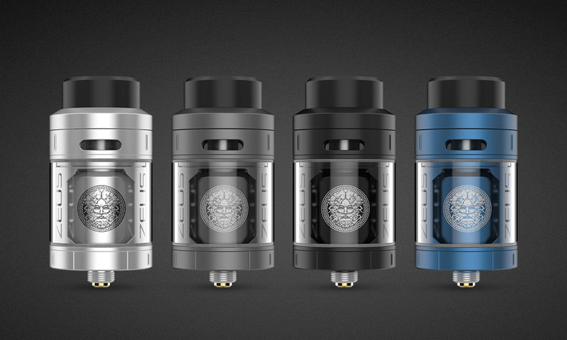 le Zeus RTA de Geekvape : l'atomiseur reconstructible qui fait fureur Zeus-r10