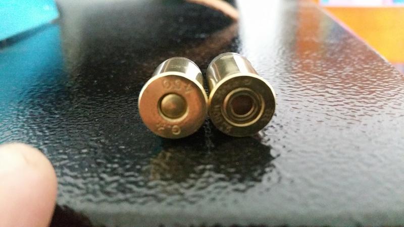 Cartouches 11,73 mm pour revolver 1873 20170510