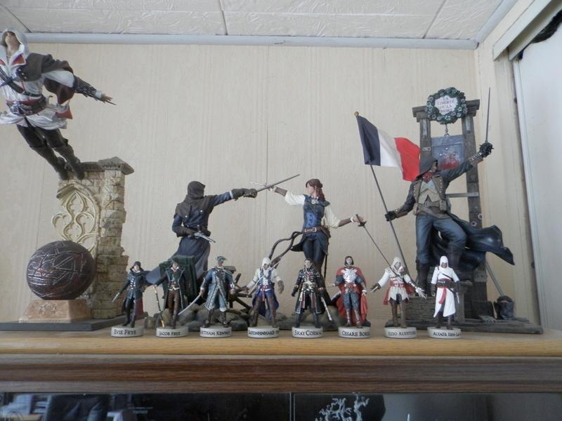 Assassin's Creed - La collection officielle Hachette P3210110