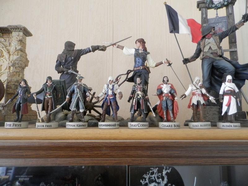 Assassin's Creed - La collection officielle Hachette P3210111