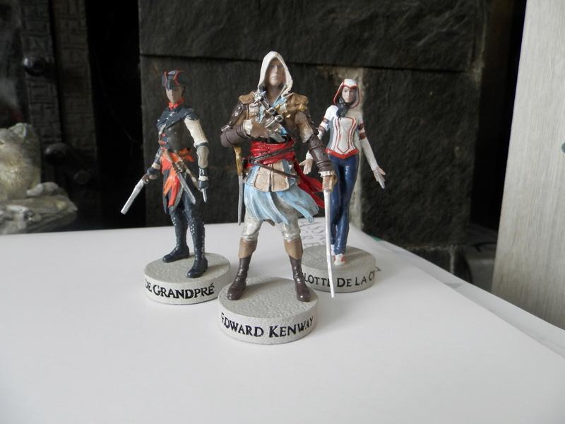 Assassin's Creed - La collection officielle Hachette P4070110