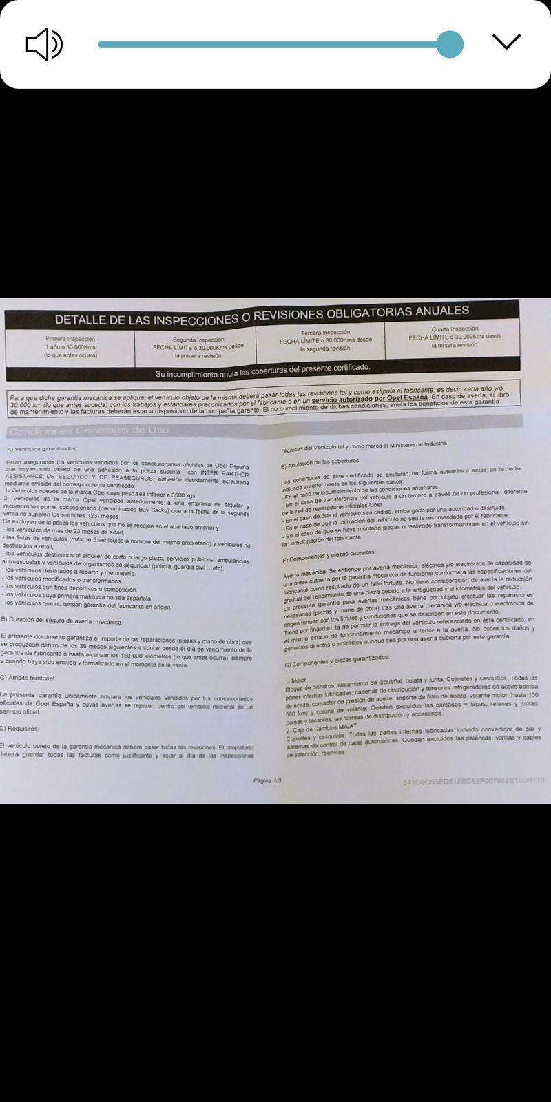 Extensión de Garantía y primera revisión Screen18