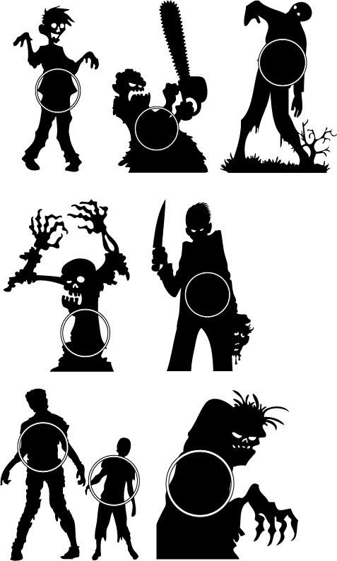 mercredi 1er novembre ZOMBILAND Zombie10