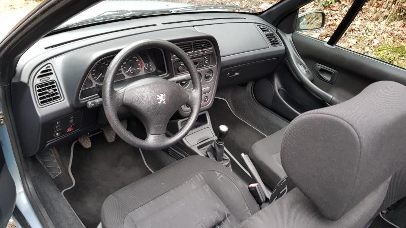 [ FOTOS ] Fase 3 - 2000 - 1,6i 90cv Gris Iceland - El cabrio de Adrien 18020411