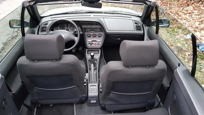 [ FOTOS ] Fase 3 - 2000 - 1,6i 90cv Gris Iceland - El cabrio de Adrien 18020413