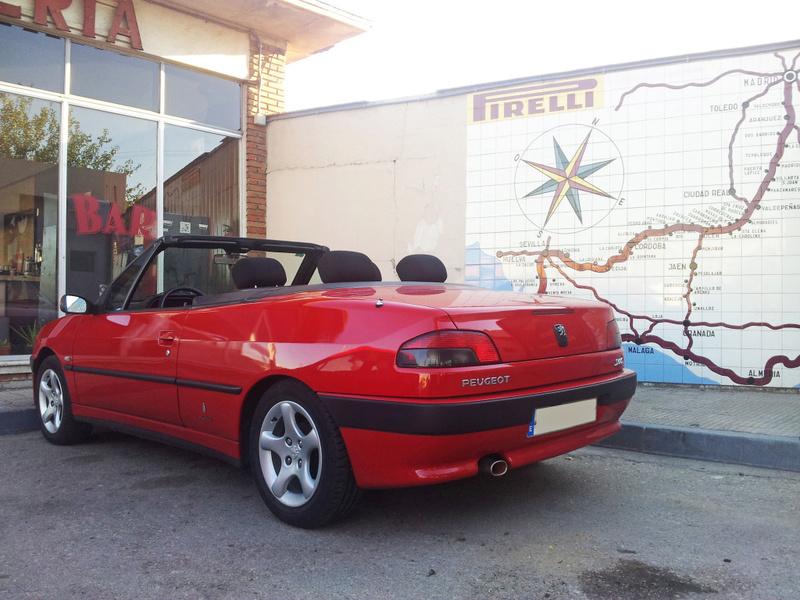 [ FOTOS ] Fase 3 - 2001 - 1,6i - Rojo Écarlate - El cabrio de S306cabrio 20120810