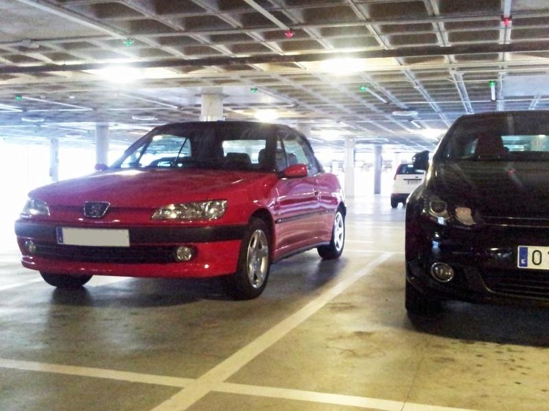 [ FOTOS ] 306 Cabrio vs/ Nuevo Volkswagen Golf Cabrio 20130513