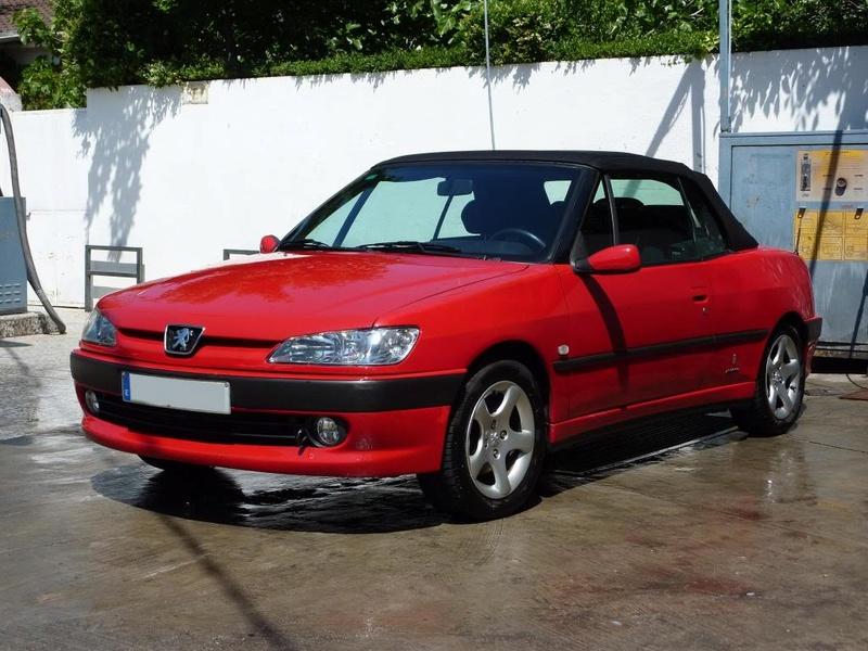 [ FOTOS ] Fase 3 - 2001 - 1,6i - Rojo Écarlate - El cabrio de S306cabrio 306cab10