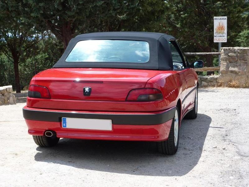 [ FOTOS ] Fase 3 - 2001 - 1,6i - Rojo Écarlate - El cabrio de S306cabrio 306cab14