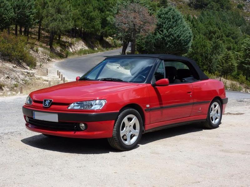 [ FOTOS ] Fase 3 - 2001 - 1,6i - Rojo Écarlate - El cabrio de S306cabrio 306cab15
