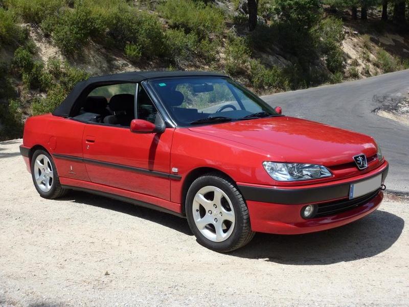 [ FOTOS ] Fase 3 - 2001 - 1,6i - Rojo Écarlate - El cabrio de S306cabrio 306cab17