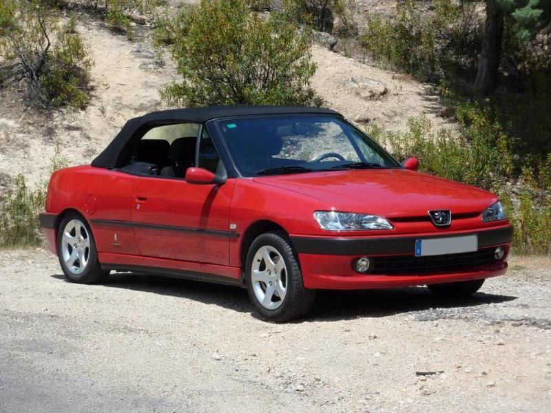 [ FOTOS ] Fase 3 - 2001 - 1,6i - Rojo Écarlate - El cabrio de S306cabrio 306cab20