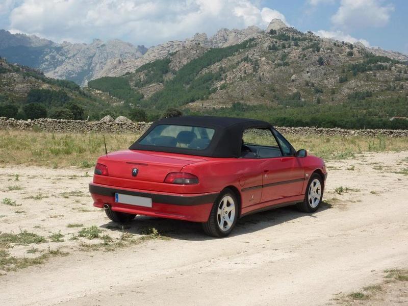 [ FOTOS ] Fase 3 - 2001 - 1,6i - Rojo Écarlate - El cabrio de S306cabrio 306cab21