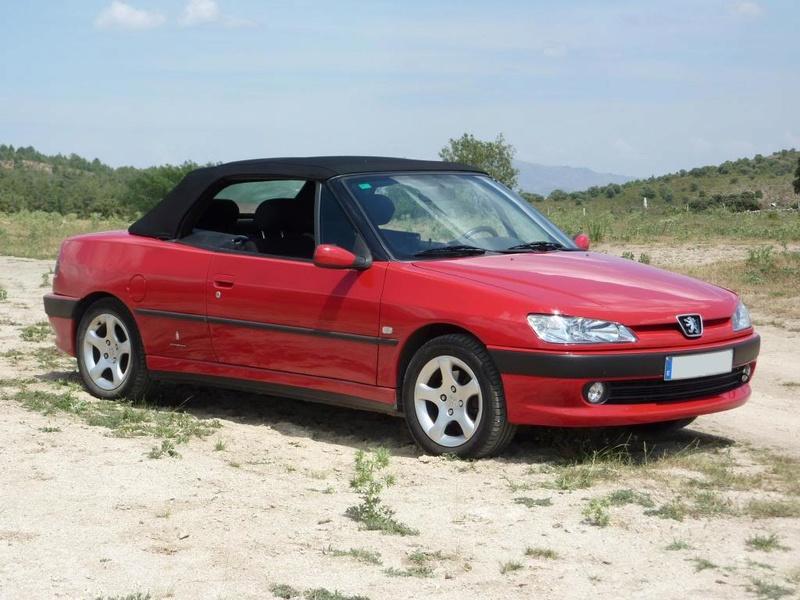 [ FOTOS ] Fase 3 - 2001 - 1,6i - Rojo Écarlate - El cabrio de S306cabrio 306cab22