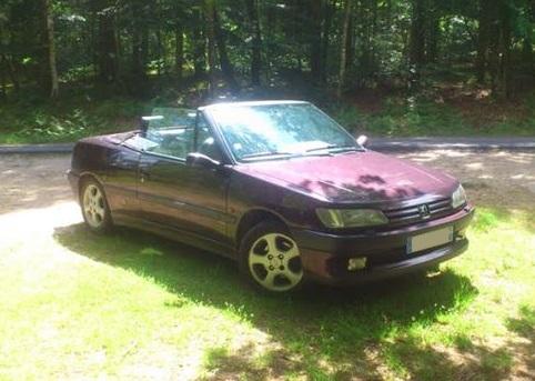 [ FOTOS ] Fase 1 - 1995 - Prune nacrée - El cabrio de B2R B2r210