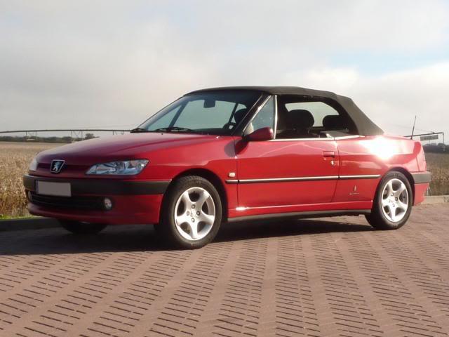 [ FOTOS ] Fase 3 - 2001 - 1,6i - Rojo Écarlate - El cabrio de S306cabrio Benave10