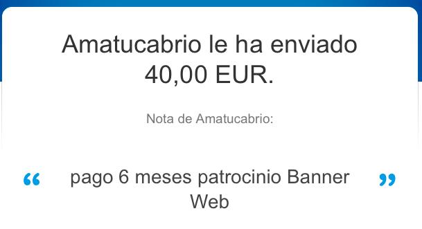 [ www.306cabriolet.es ] Donaciones y cuentas - Página 3 Captur11