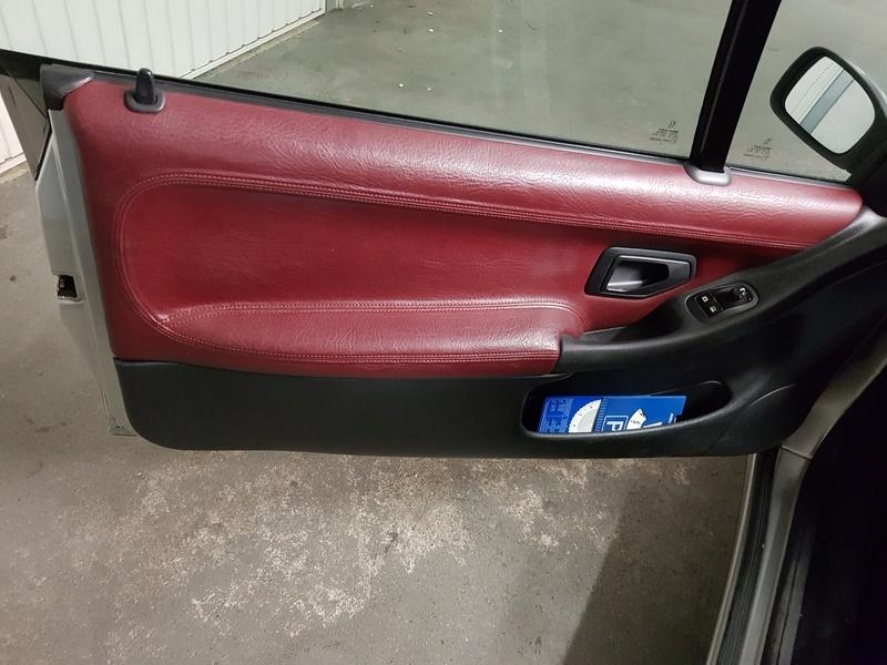 """[ FOTOS ] Fase 3 - 2001 - """"Suisse"""" 1,8i 112cv grís Thallium - El cabrio de Yannick75013 G8p4cs10"""