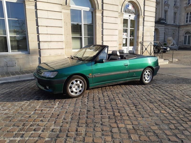 [ FOTOS ] Fase 1 - 1995 - 1,8i 103cv Verde Roland Garros - El cabrio de PaulRS Ghfnvt10