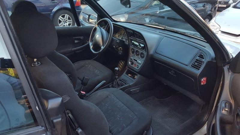 [ SE VENDE ] Peugeot 306 Cabrio 1,6i 100cv año 2000 Image410