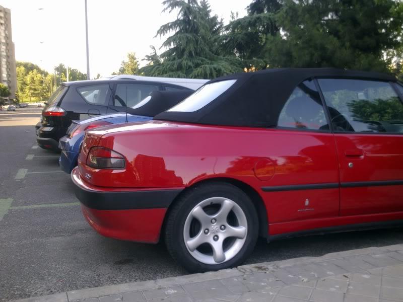 [ FOTOS ] 306 Cabriolet vs/ Ford Ka Cabrio Imagen13