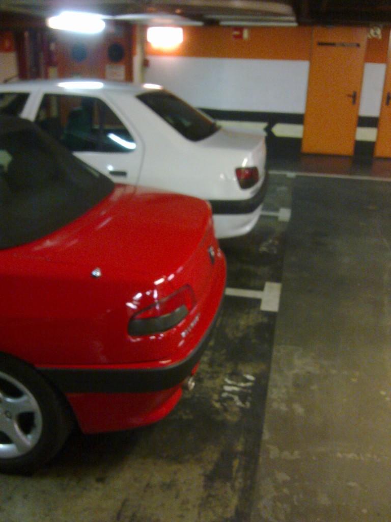 [ FOTOS ] 306 Cabrio vs/ 306 Sedan Imagen15