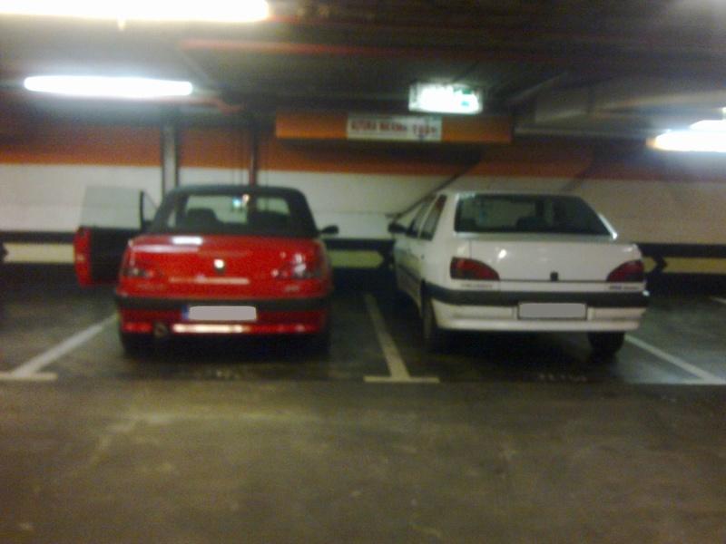 [ FOTOS ] 306 Cabrio vs/ 306 Sedan Imagen16