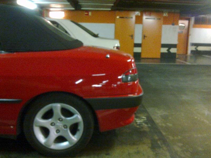 [ FOTOS ] 306 Cabrio vs/ 306 Sedan Imagen17