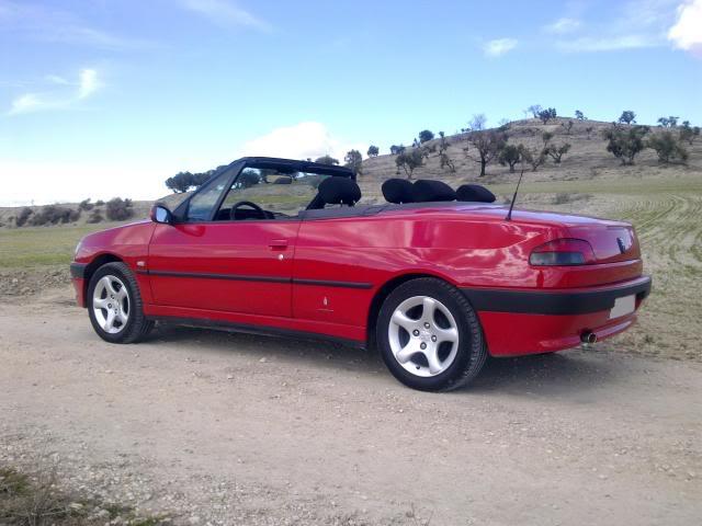 [ FOTOS ] Fase 3 - 2001 - 1,6i - Rojo Écarlate - El cabrio de S306cabrio Imagen19
