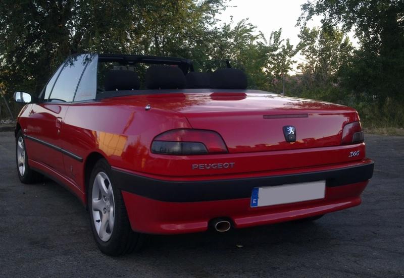 [ FOTOS ] Fase 3 - 2001 - 1,6i - Rojo Écarlate - El cabrio de S306cabrio Imagen22