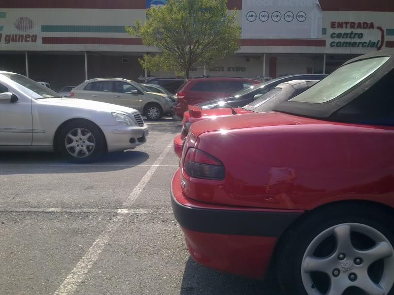 [ FOTOS ] 306 Cabrio vs/ Mazda MX-5 Imagen32