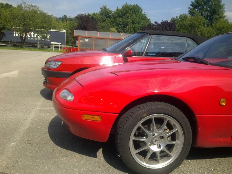 [ FOTOS ] 306 Cabrio vs/ Mazda MX-5 Imagen33
